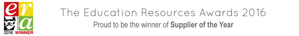ERA 2016 Winner of Supplier of the Year