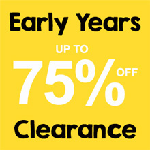 Early Years Clearance