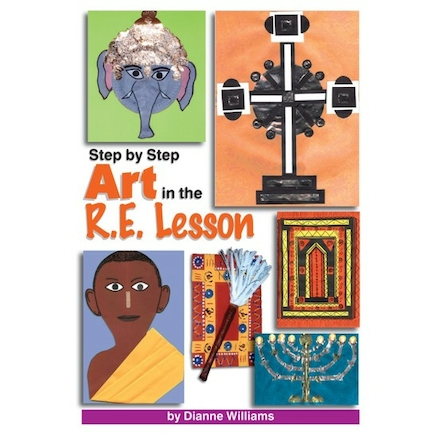 Art in the RE Lesson Activity Book  large
