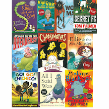 Dyslexia Friendly Books 10pk  medium