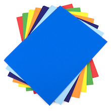 Rainbow A4+ Poster Sheets, 70pk.   medium