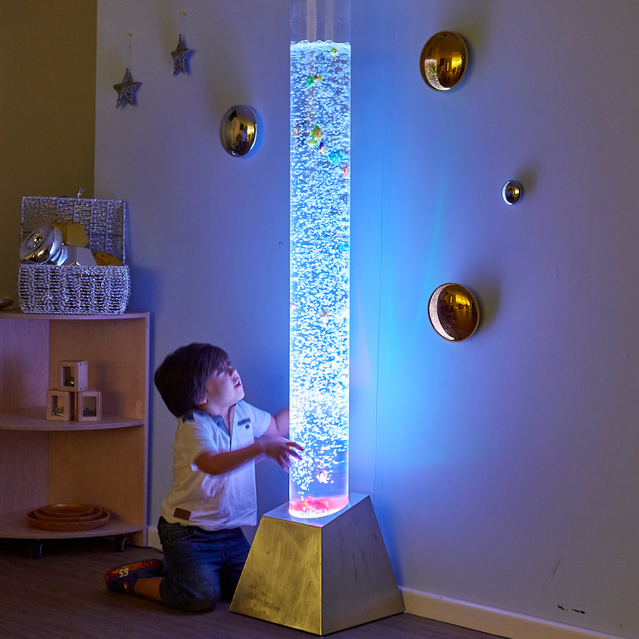 Buy Giant Sensory Colour Bubble Tube Tts