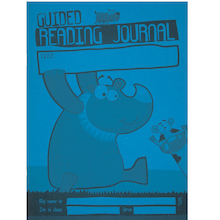 A5 Primary Guided Reading Journal 30pk  medium