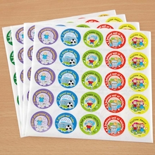 Good Behaviour Stickers 1125pk  medium