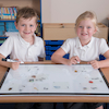 Transparent Phonics Flashcards  small