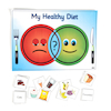 Planning a Healthy Diet Poster and Card Game  small