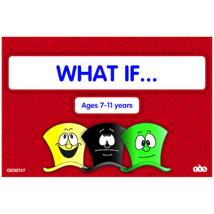 What If? Cross Curricular Activity Cards  large