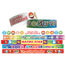 Assorted Reward Wristbands 150pk  medium