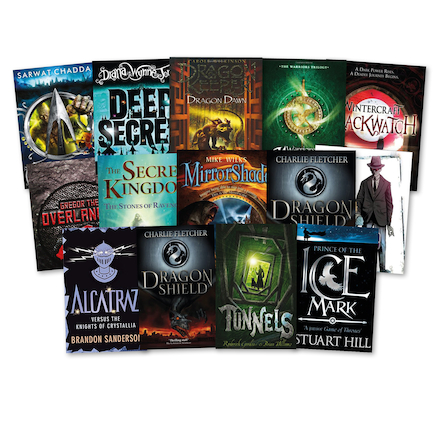 KS3 Fantasy Selection Books 14pk  large