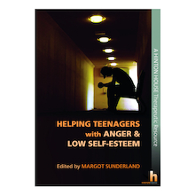 Helping Teenagers Anger and Low Self Esteem Book  medium