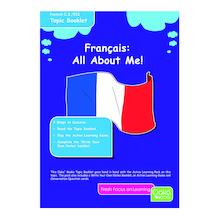 KS3 French All about Me Revision Activity Cards  medium