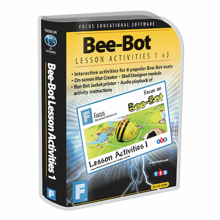 Bee-Bot® Activities 1 Software  large