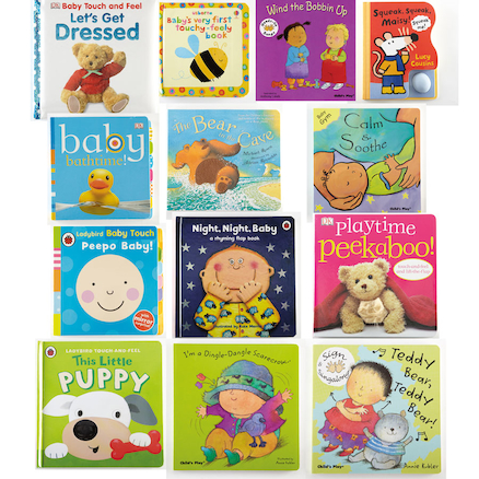 Early Years Baby Books 15pk  large