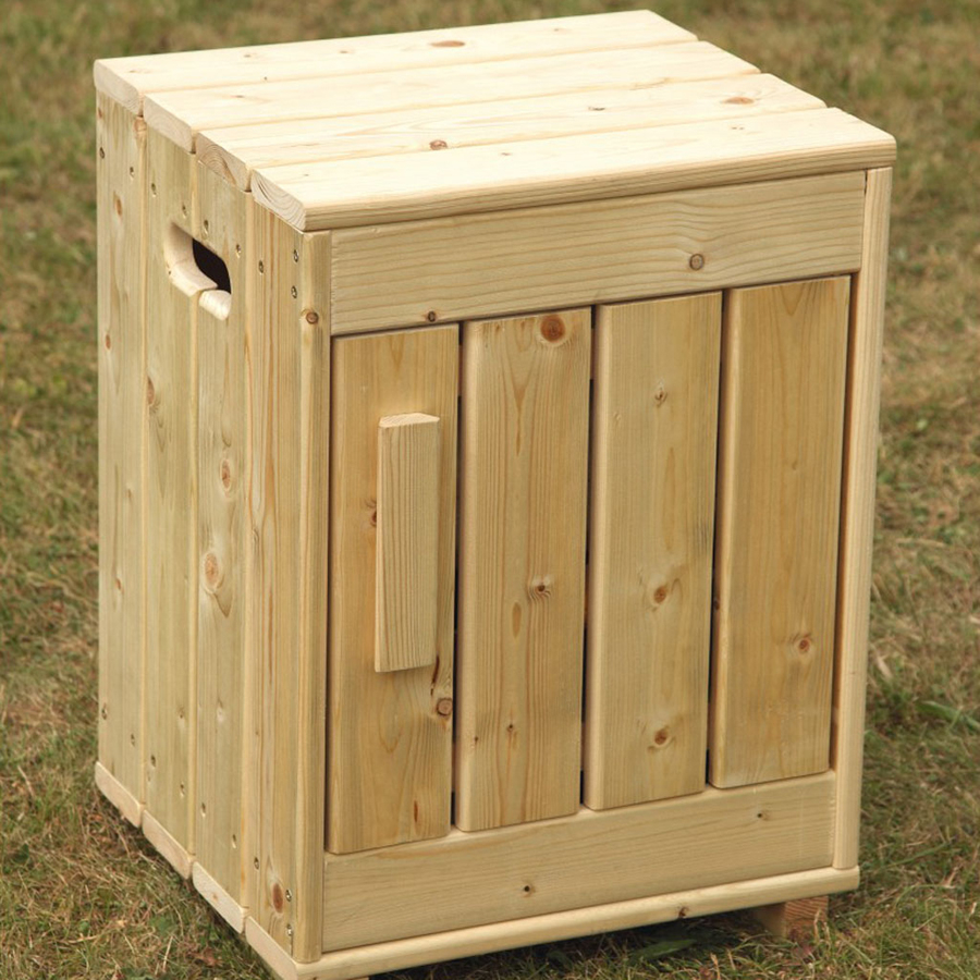 Small Wooden Play Kitchen By Heartwood By Heartwoodnaturaltoys: Buy The Outdoor Wooden Role Play Kitchen