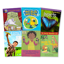 Mixed Genre Guided Reading Books 42pk  medium