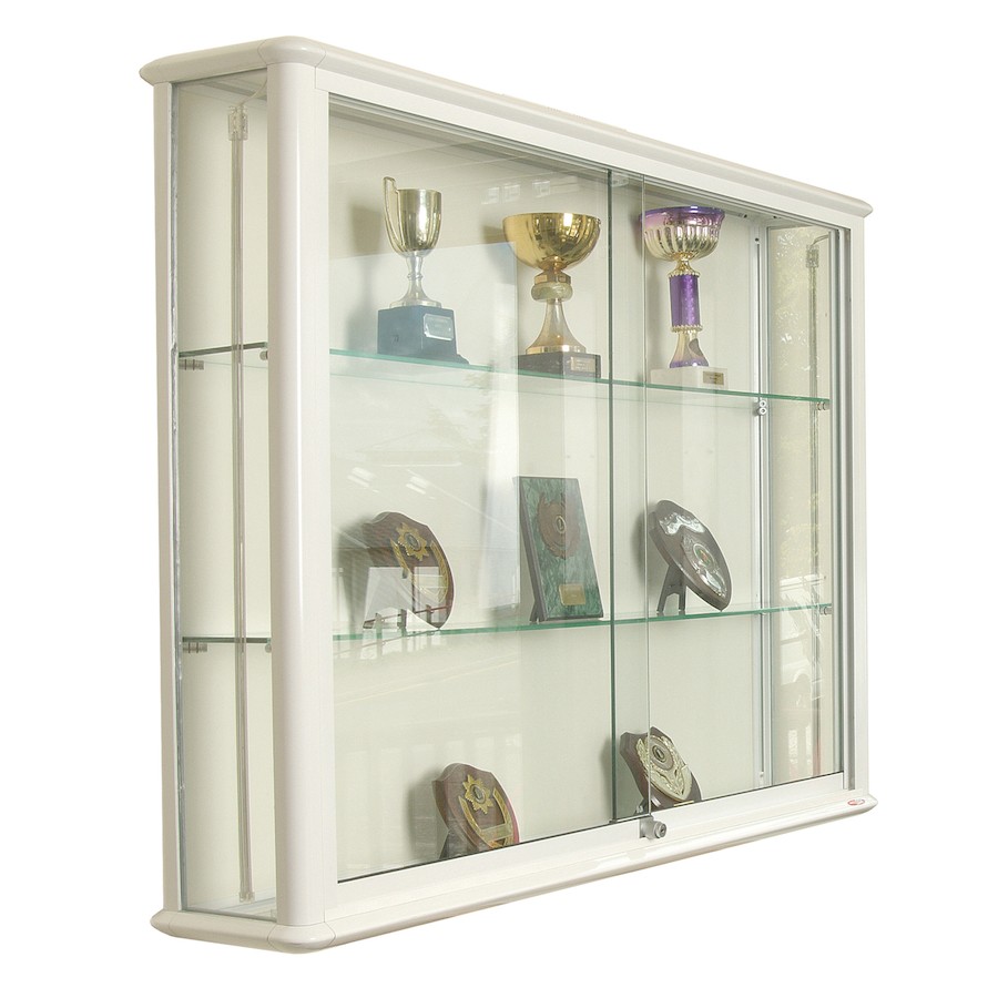 Buy Glass Wall Display Cases Tts