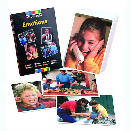 Emotions Discussion Photo Cards 48pk  large