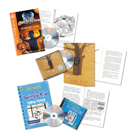 Book and CD Guided Pack KS2  A  large