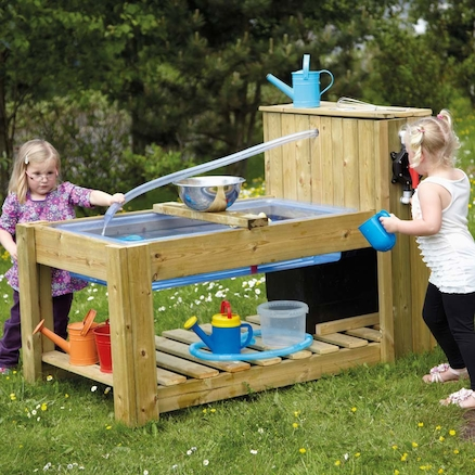 Buy Outdoor Water Pump Station Table Tts
