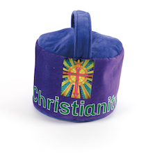 Christianity Questions and Thought Catcher Bag  medium