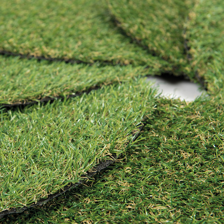 Artificial Circular Grass Mats  large