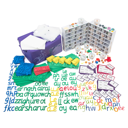 Foundations in Phonics  large