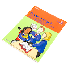 Fun With Words Activity Book  medium