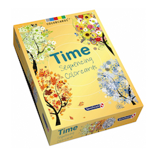 Time Sequencing Discussion Cards 46pk  medium
