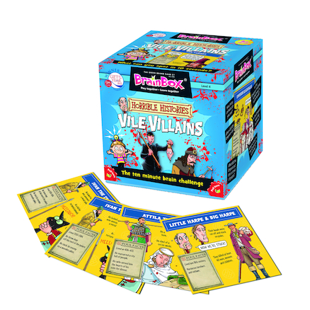 BrainBox History Games  large