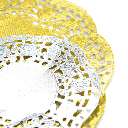 Doilies  large