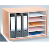 Multi File and Paper Desktop Organiser  small