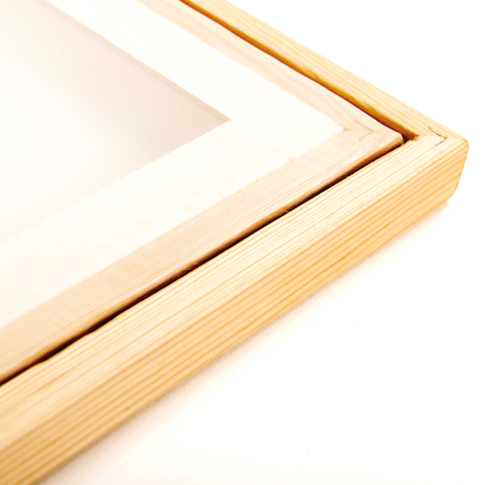 A4 Screen Printing Frame  large