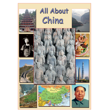 All About China Resource Photopack A4 20pk  large