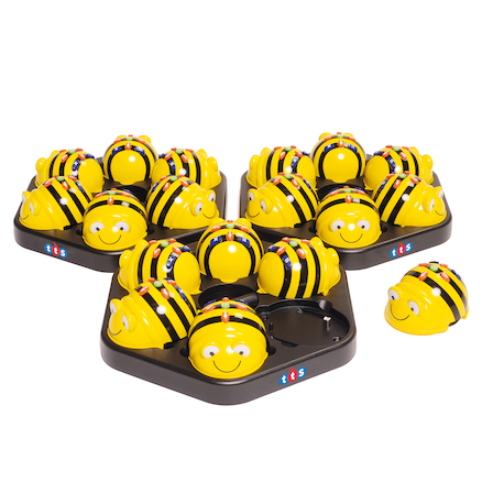 Bee-Bot® Rechargeable Floor Robot  large