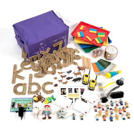 Communication, Language and Literacy Resources Kit  large