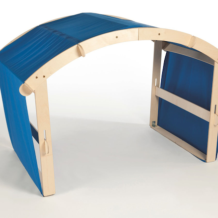 Indoor/Outdoor Wooden Folding Den  large