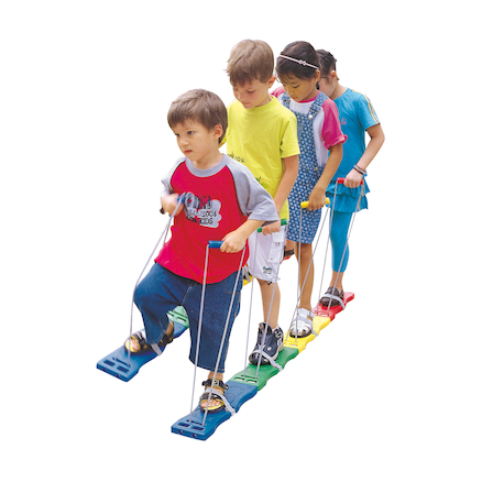 Team Building Walker Set 4pk  large