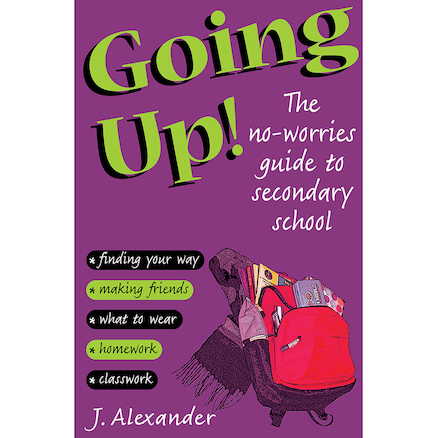 Going Up! Transition To Secondary School Book  large