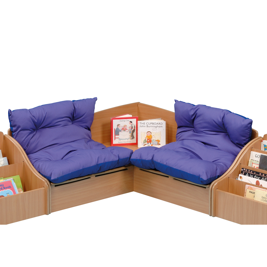 reading corner furniture. infant reading corner and kinderboxes small furniture o