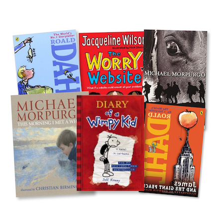 Acclaimed Authors Guided Reading Books 42pk  large