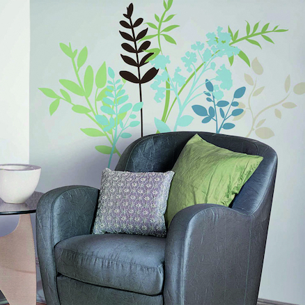 Multi Branches Wall Sticker Decoration  large