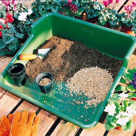 Buy tidy plant potting tray tts for Potting soil clearance
