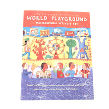 Playground Multicultural Activity Book and CD  medium