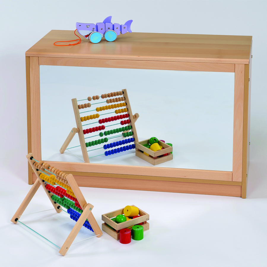 Buy Renworth Early Years Natural Wooden Furniture Set Tts