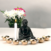 Resin Buddha Figure  small