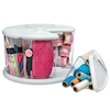Rotating Carousel Organiser 9 Canisters  small