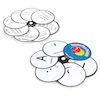 Double Sided Punctuation Prompts Fans 10pk  small