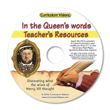 In the Queen's Words Teacher's Resource CD  medium