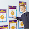 Mr Punctuation A4 Posters Set 6pk  small