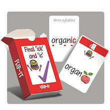 Flip-It Final IC and CK Activity Cards  medium